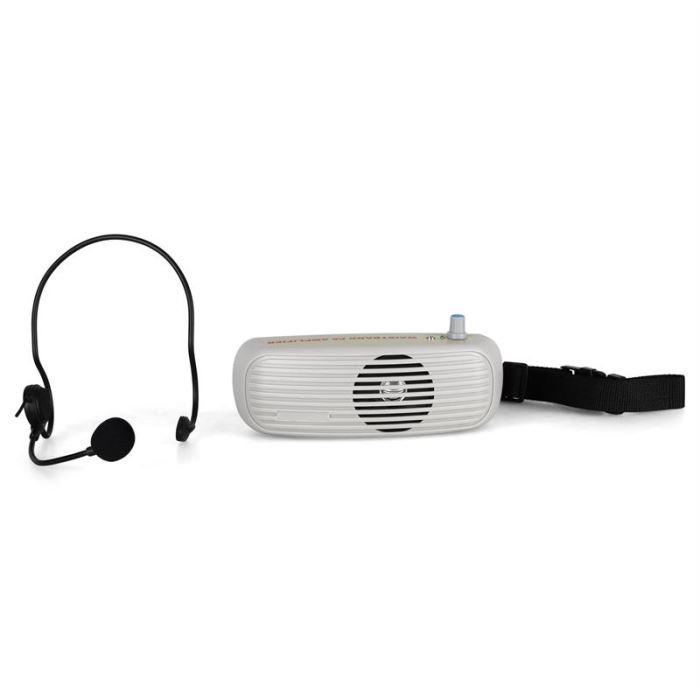 micro casque avec amplificateur