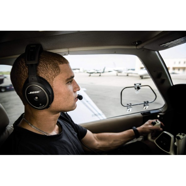 micro casque aviation