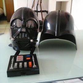 micro casque changeur de voix