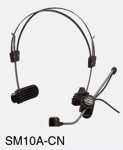 micro casque chant batteur
