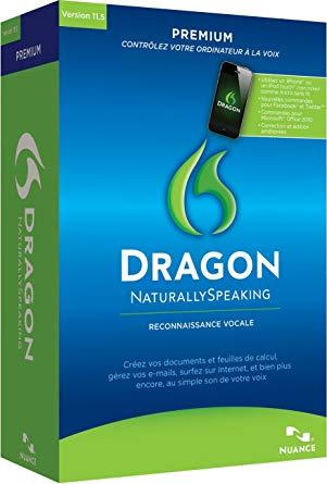micro casque dragon naturally speaking