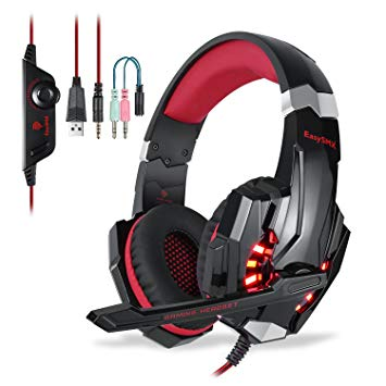 micro casque easysmx gaming