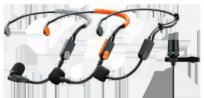 micro casque fitness sans fil