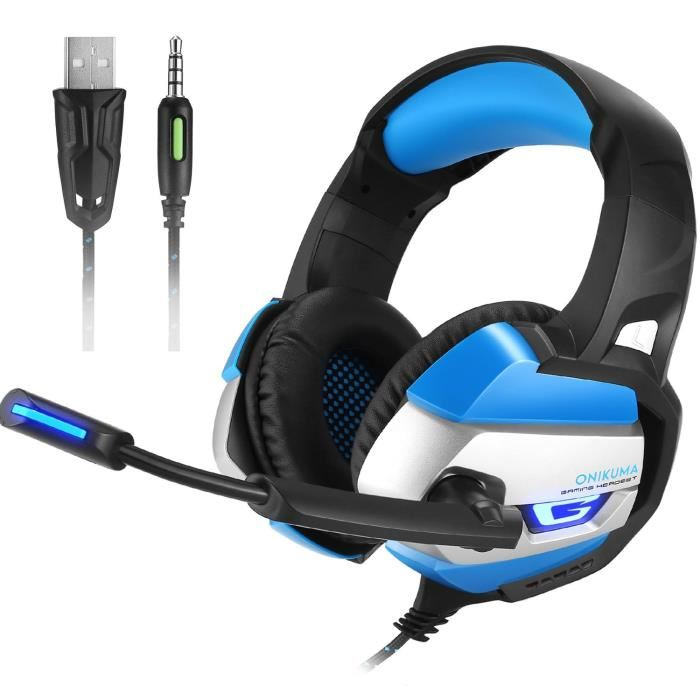 micro casque gaming ps4