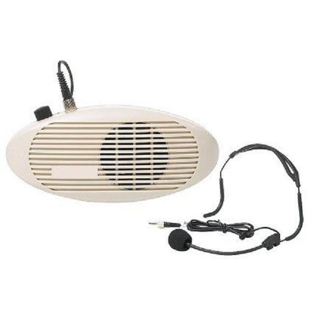 micro casque haut parleur