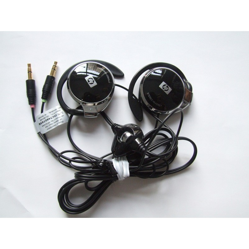 micro casque hp