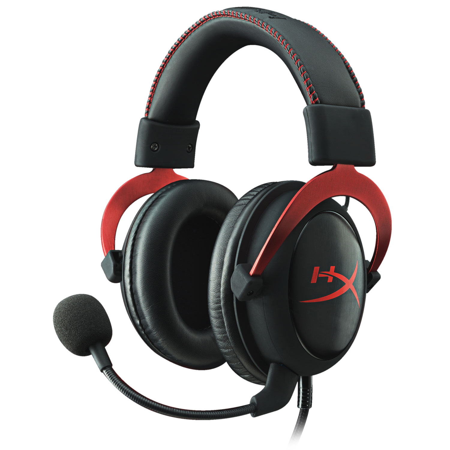 micro casque hyperx cloud 2