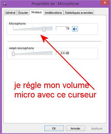 micro casque non reconnu windows 8