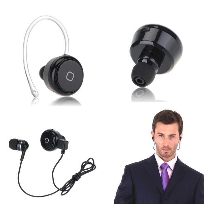 micro casque oreillette sans fil