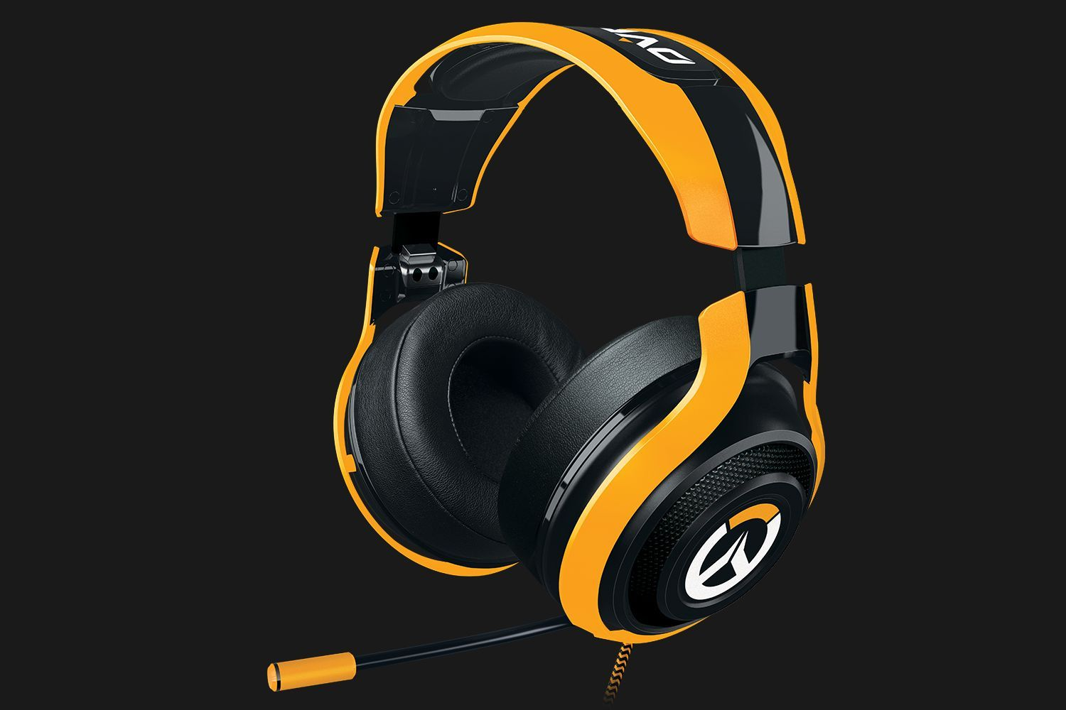 micro casque overwatch