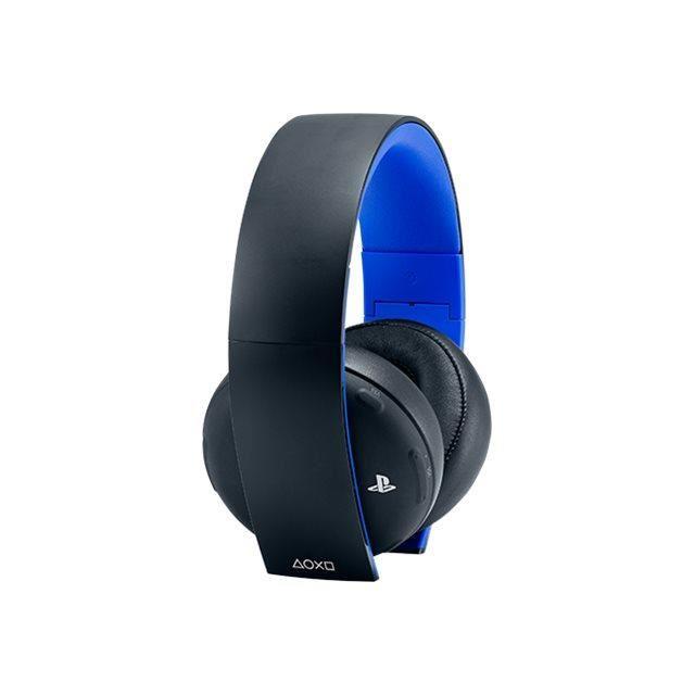 micro casque ps4 sony