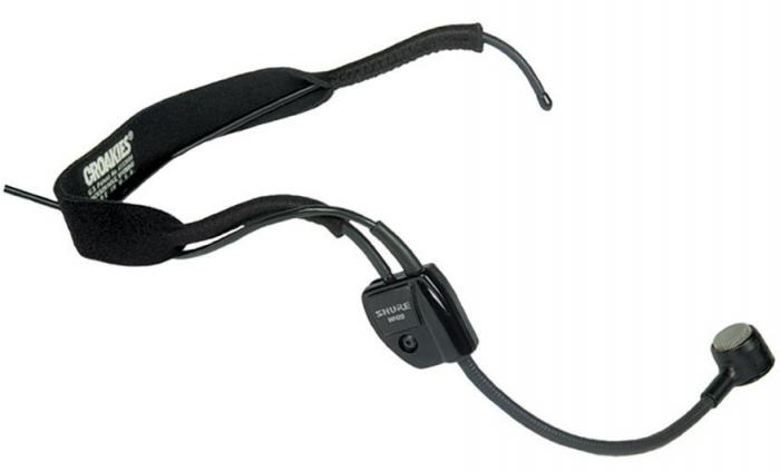 micro casque sans fil shure