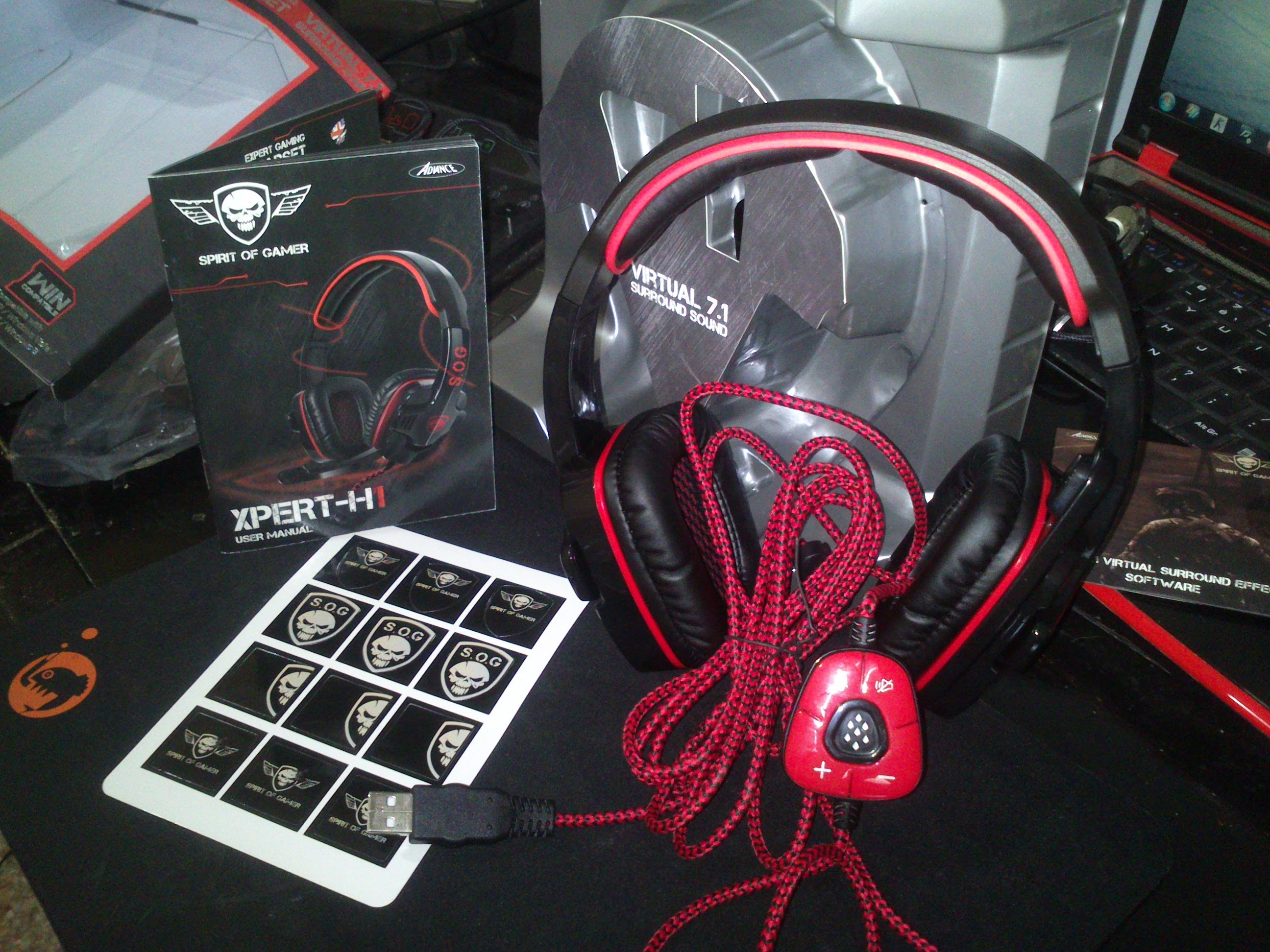 micro casque spirit of gamer pro h5