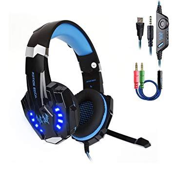 micro casque usb gamer