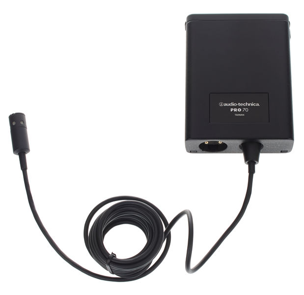 micro cravate audio technica pro 70