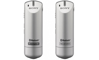 micro cravate bluetooth sony