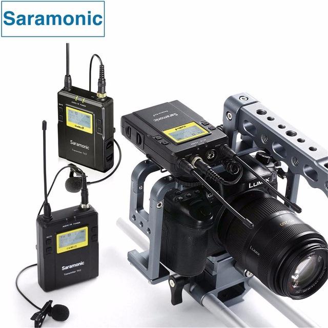 micro cravate camera