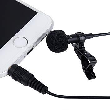 micro cravate instrument