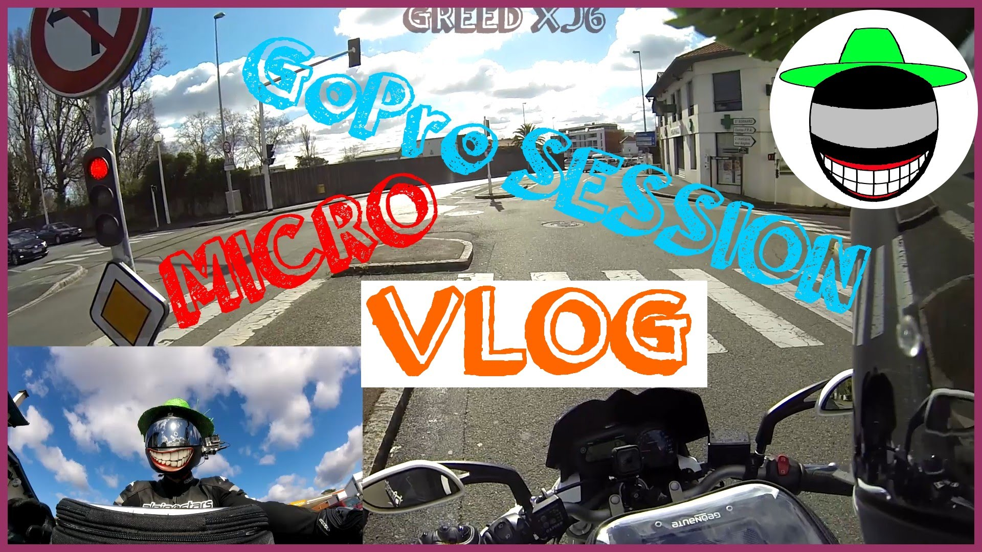 micro cravate motovlog