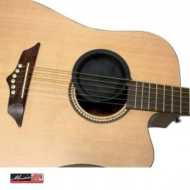 micro cravate pour guitare acoustique