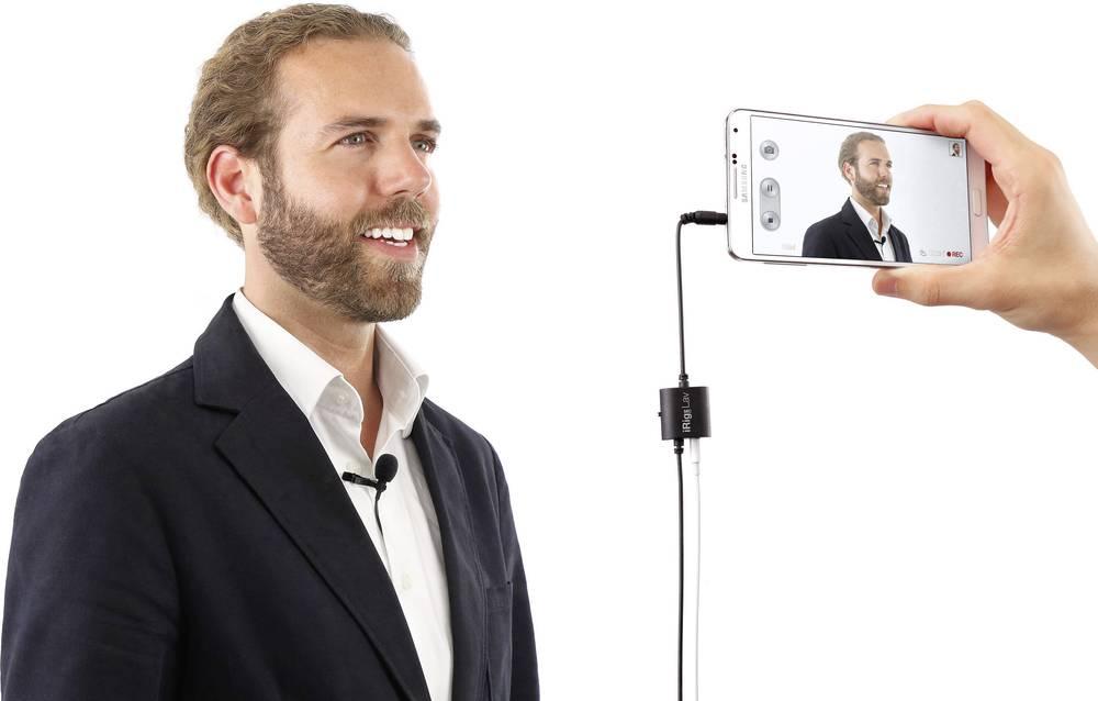 micro cravate pour telephone