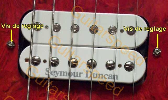 micro guitare 2 fils