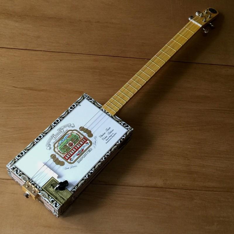 micro guitare 4 fils