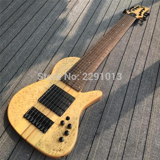 micro guitare 8 cordes