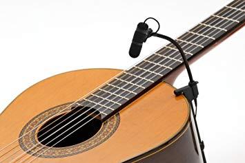 micro guitare acoustique amazon