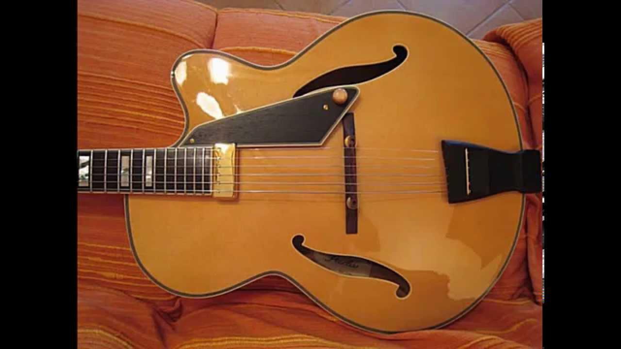micro guitare bartolini