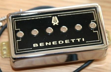 micro guitare benedetti