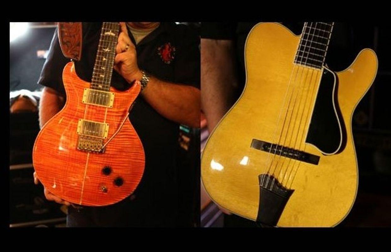 micro guitare carlos santana