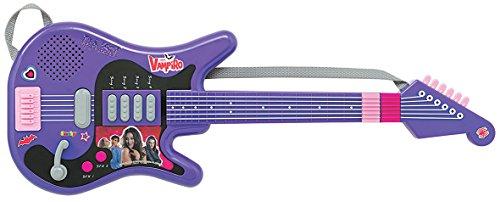 micro guitare chica vampiro