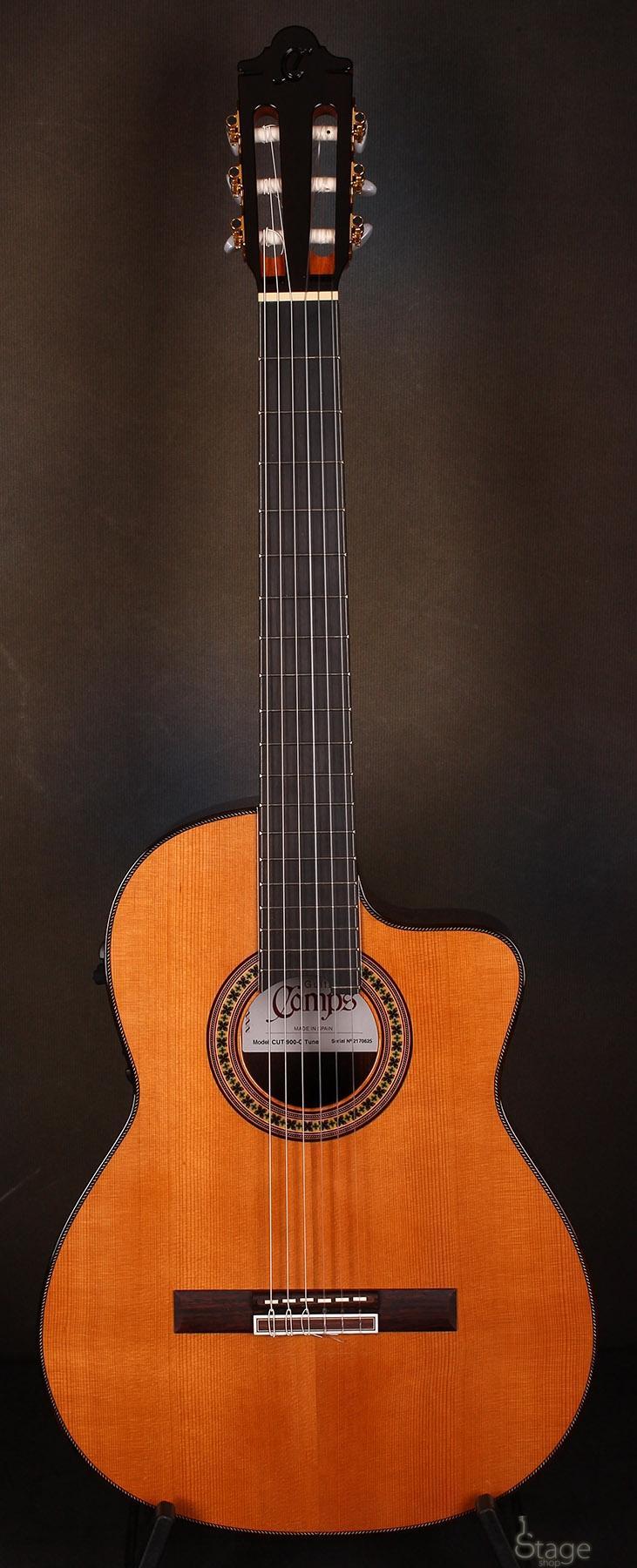 micro guitare classique fishman