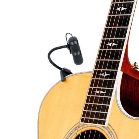 micro guitare col de cygne