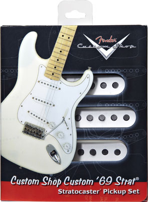 micro guitare custom shop 69