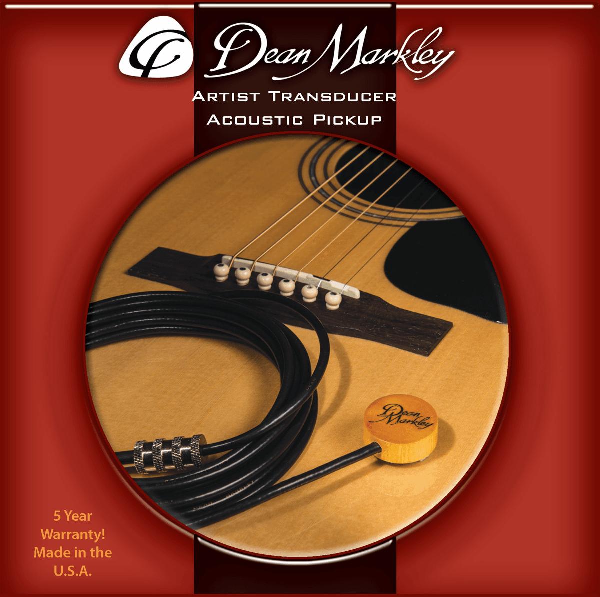 micro guitare dean markley