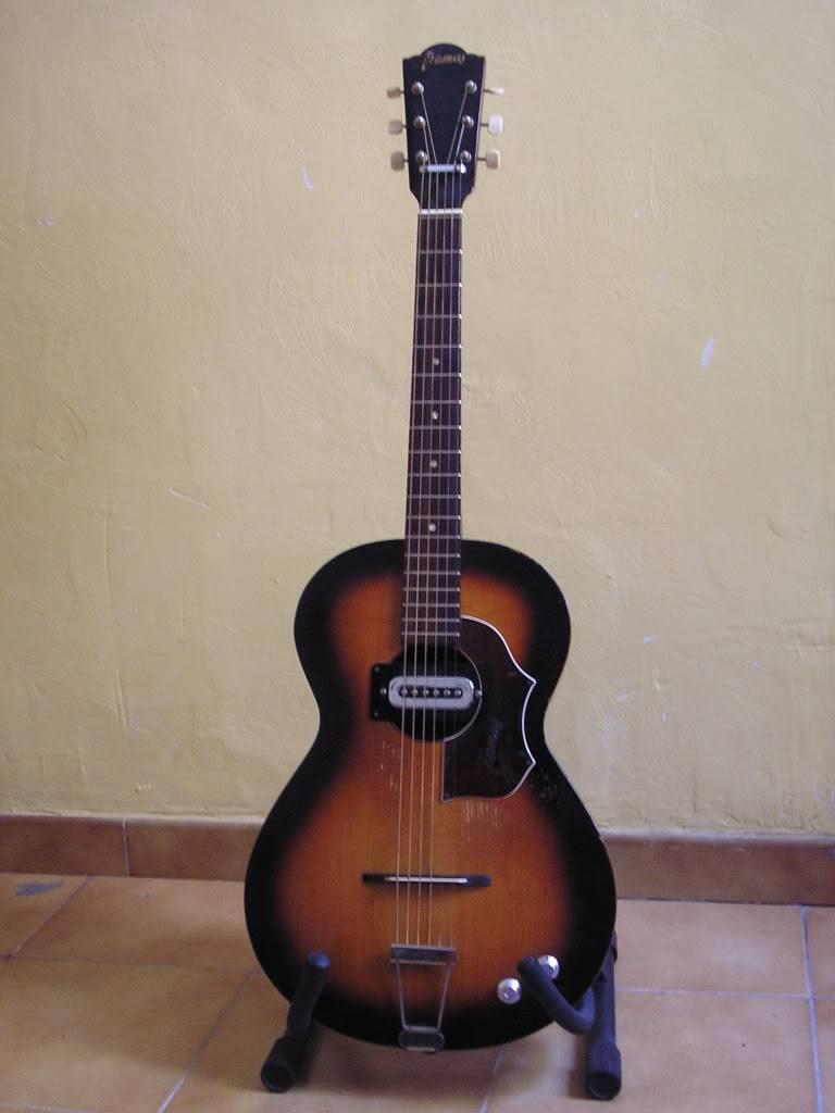 micro guitare dearmond