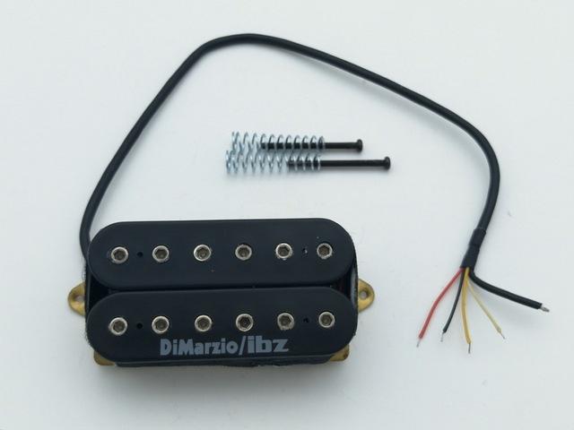 micro guitare dimarzio