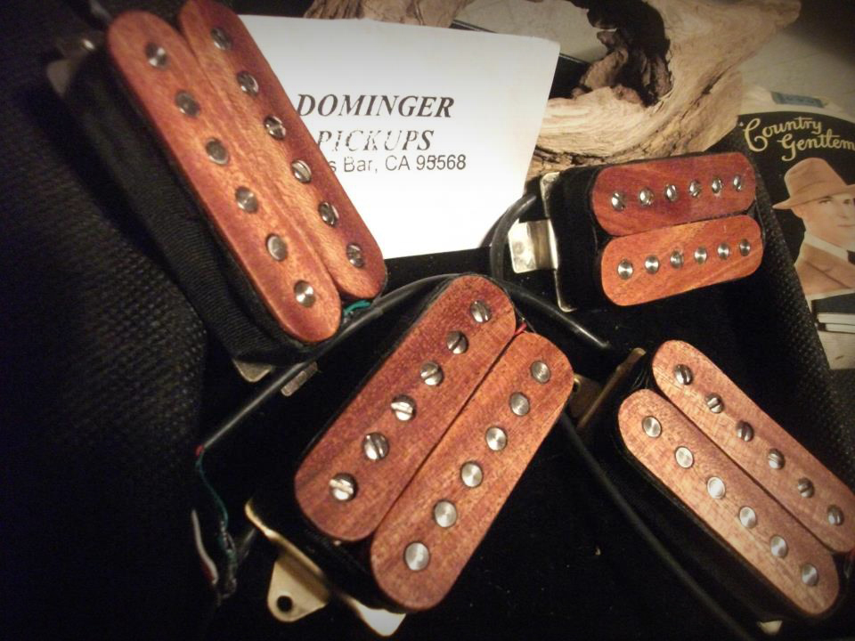 micro guitare dominger