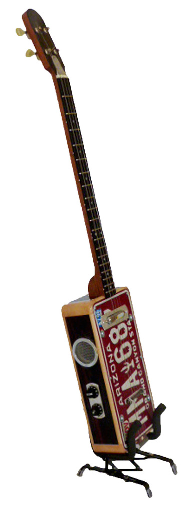 micro guitare double format simple