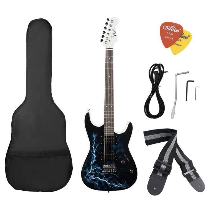 micro guitare double