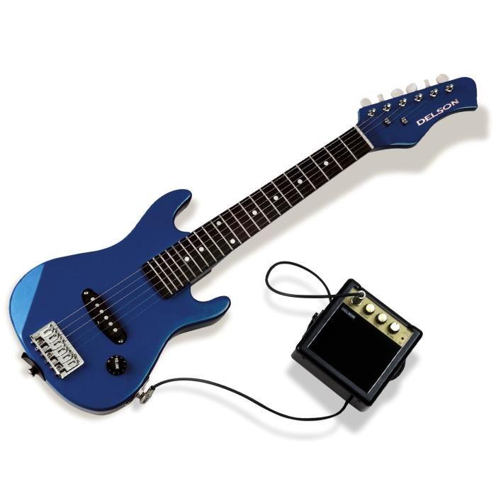 micro guitare electrique pas cher