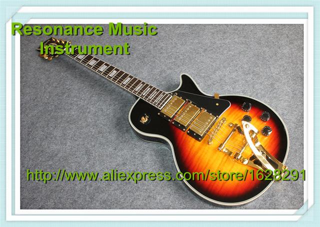 micro guitare electrique vintage