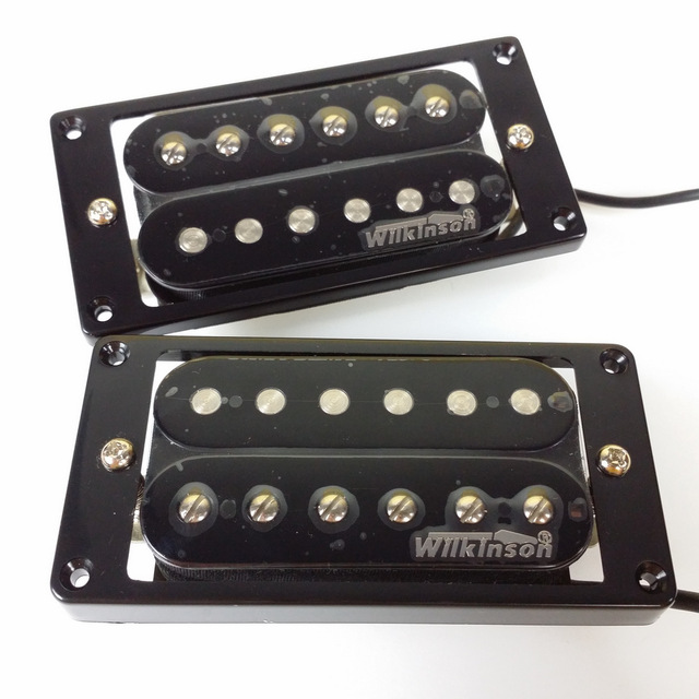 micro guitare electrique wilkinson