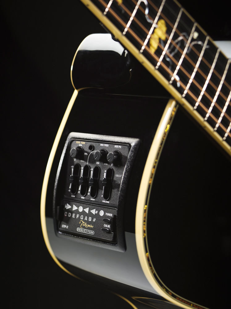 micro guitare electro acoustique