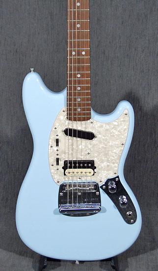 micro guitare fender mustang