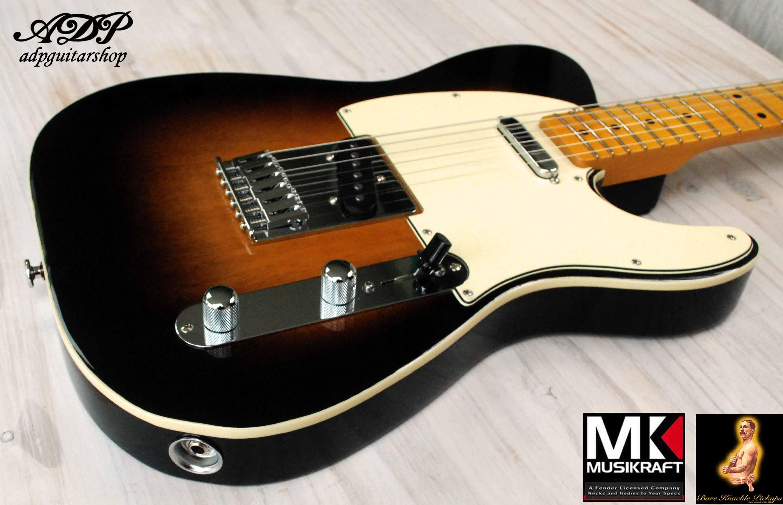 micro guitare fender telecaster