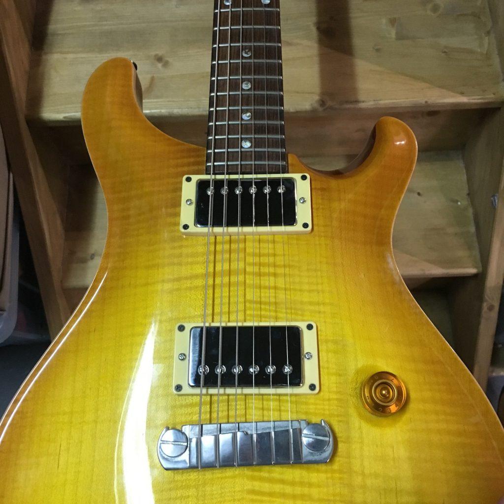 micro guitare haussel
