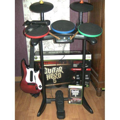 micro guitare hero